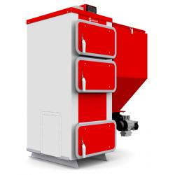 Автоматические котлы отопления на твердом топливе