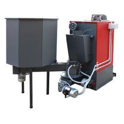 Автоматический котел Faci Fss 115 (Дрова, щепа, опил, пеллеты, уголь, измельченная биомасса)