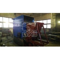 Водогрейный котел КВм-1,8